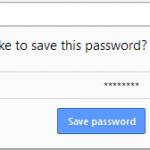 mengetahui password yang lupa