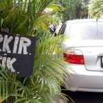 pembayaran parkir (swalayan) nirtunai