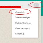 chat otomatis menghilang di whatsapp