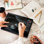 berkarya dengan ASUS ZenBook Flip S